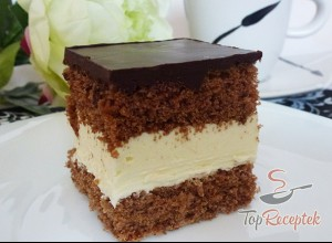 Recept Milky way szelet