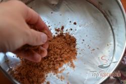 Recept elkészítése Verhetetlen túrótorta sütés nélkül, percek alatt, lépés 2