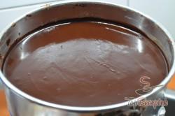 Recept elkészítése Verhetetlen túrótorta sütés nélkül, percek alatt, lépés 8