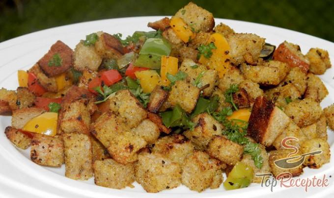 Recept Migas – spanyol szegények eledele, lépés 9