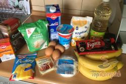 Recept elkészítése Vakondtúrás sütemény, lépés 1