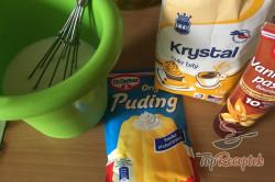 Recept elkészítése Vakondtúrás sütemény, lépés 8