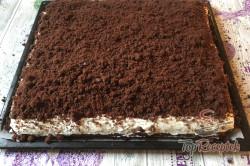 Recept elkészítése Vakondtúrás sütemény, lépés 18